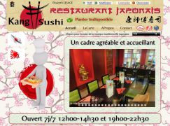 Kang Sushi (Site marchand)